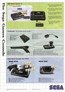 Sega Games Catalog (3)