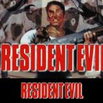 Resident Evil Label