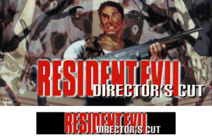 Resident Evil Director's Cut Label