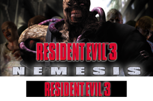 Resident Evil 3 Label