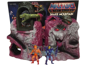 He-Man Snake Mountain