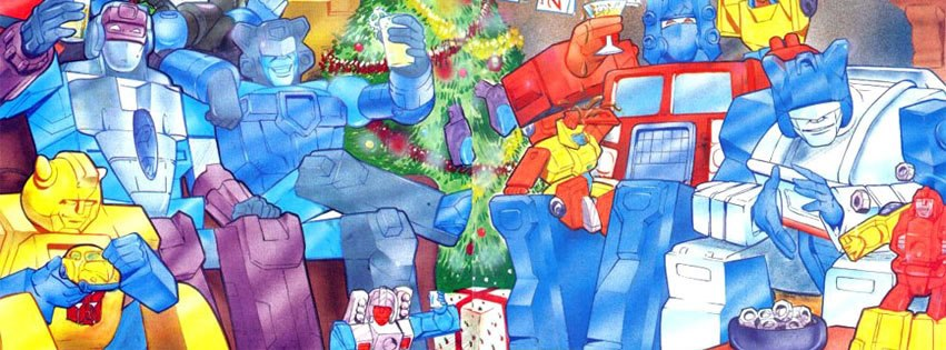 Transformers Christmas