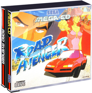 Road Avenger - Mega CD