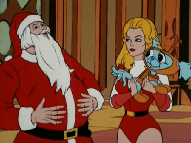 Christmas He-Man