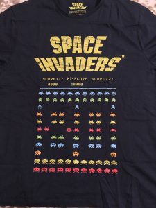 Space Invaders 80 T-Shirt