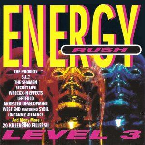 Energy Rush level 2