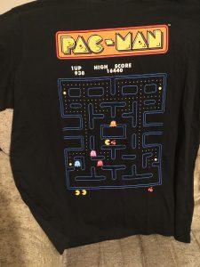 Musical quirks... Pac-man Tee