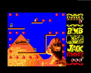 CPC464 Bomb Jack