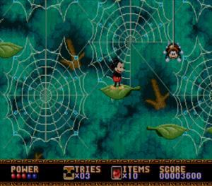 Mega Drive Castle of Illusion (2)
