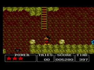 Master System Castle of Illusion